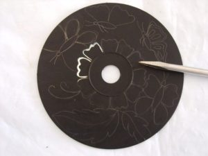 Декор cd дисков