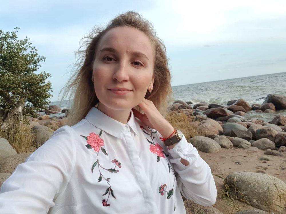 Екатерина Казначеева