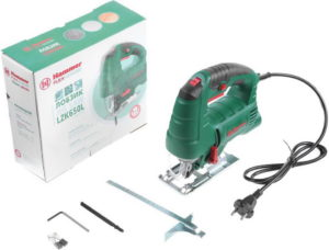 Электролобзик hammer-LZK650L