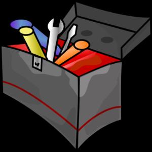 Ящик с инструментами