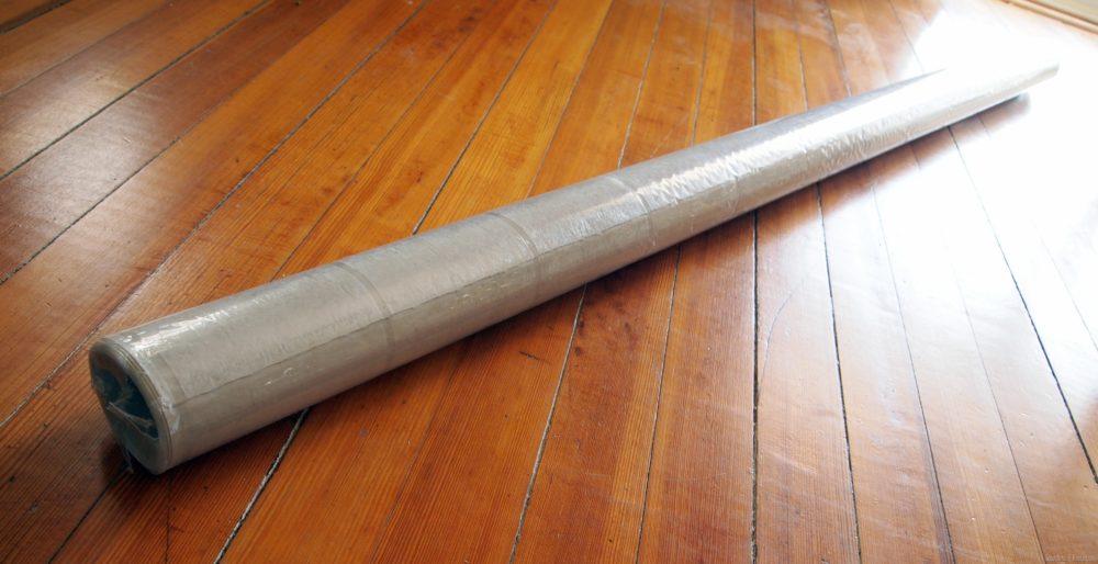 Линолеум на деревянном полу