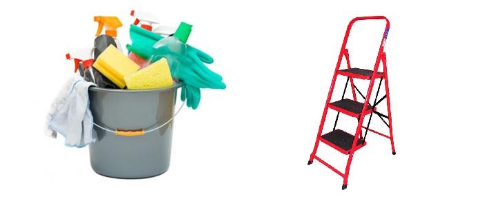 Моющие средства для мытья потолков