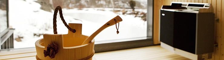 Отопление бани зимой