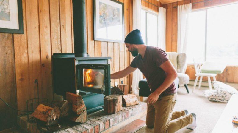 Печное отопление загородного дома