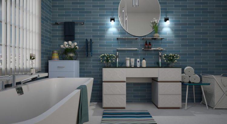 Какую плитку выбрать в ванную комнату на пол и на стену