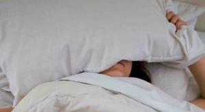 Шум мешает спать