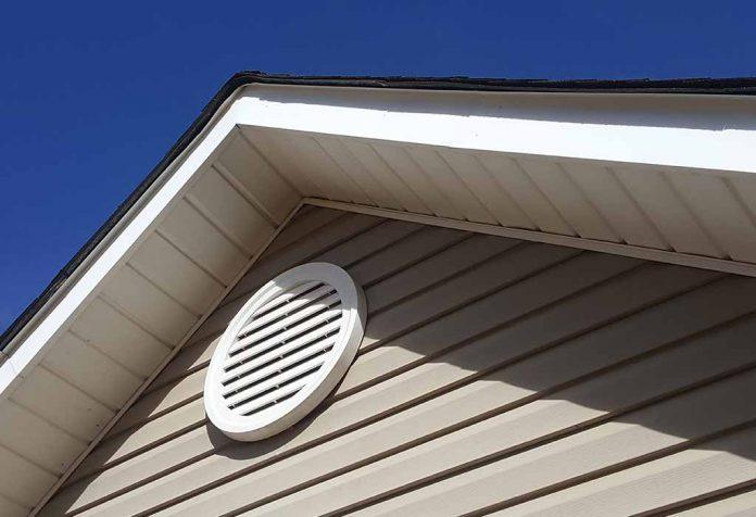 вентиляция фасад дома