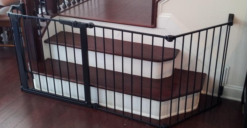 Ворота безопасности для детей - детские ограждения для дома