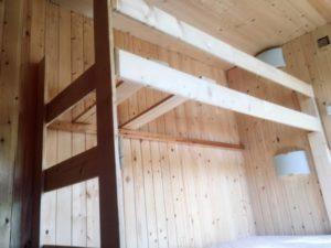 Лестница для деревянной кровати